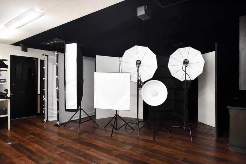 自然光スタジオ&キッチン1